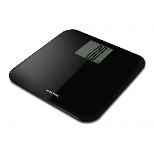 Bilancia digitale Curved Edge - Black
