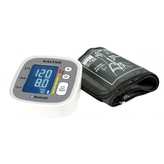 Salter Bluetooth Automatic Arm Blood Pressure Monitor