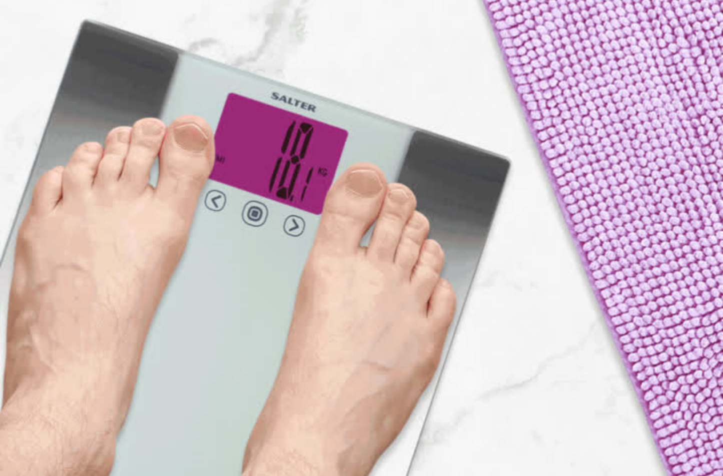 Salter Body Analyser Bathroom Scales